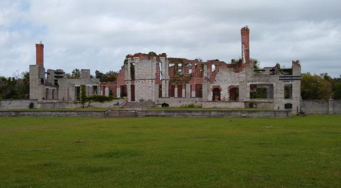 March Trip To Cumberland Island