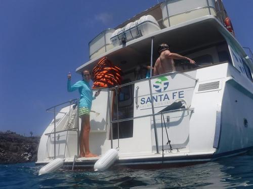 MV Santa Fe