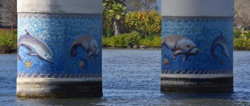 Daytona murals