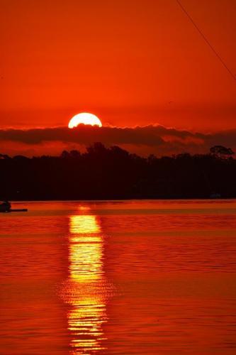 Cocoa sunrise