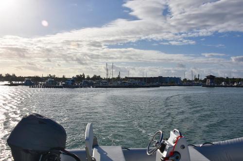 Leaving Marlin Bay, Marathon
