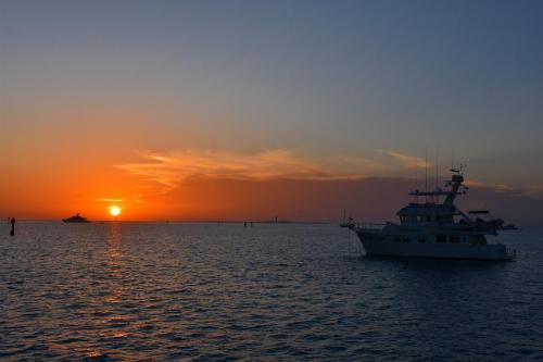 Tortugas sunset