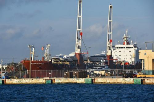 Boat transporter