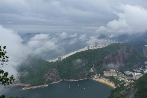 Rio from Sugarloaf