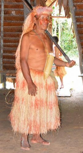 Yaqui chief