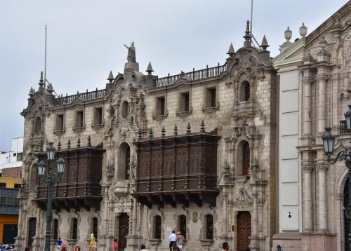 Lima Cathredral