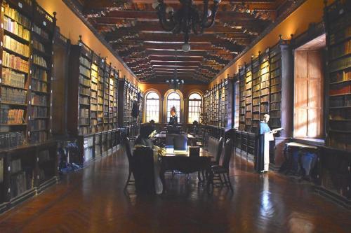 Santa Domingo library