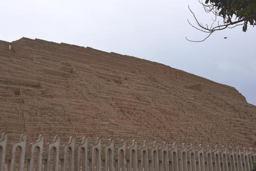 Huaca Pucllana Pyramid