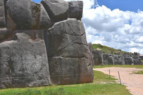 Inca town of Saqsaywaman