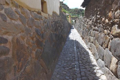 Original Inca street