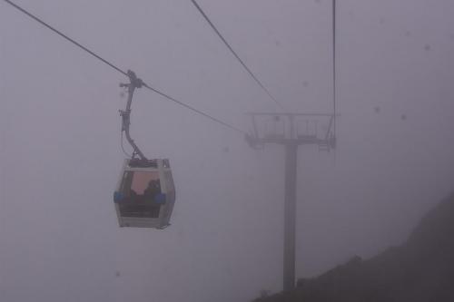 Pichincha Volcano cable car