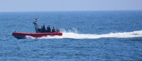 Coast Guard Search & Rescue