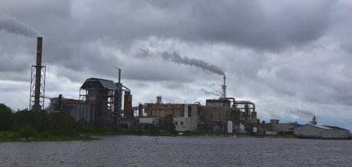 Fernandina paper mill