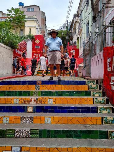 Selaron staircase
