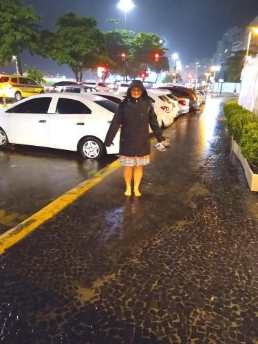 Warm rain!