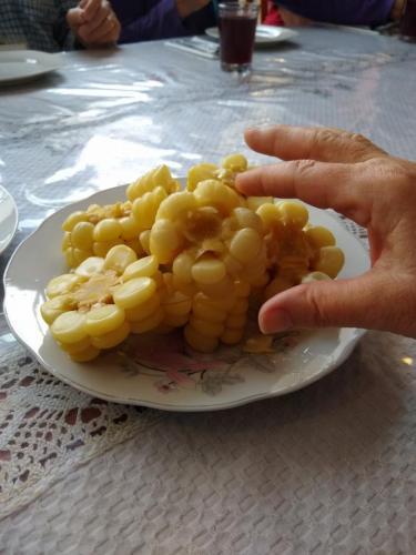 Huge sweet corn