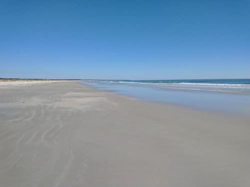 Amazing Cumberland beach