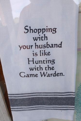 Seen in a Fernandina store