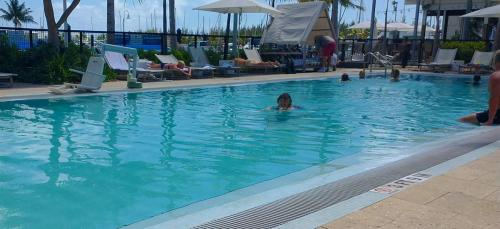 Stock Island Marina pool